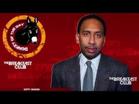awesome Stephen A. Smith Says NBA Players Wearing Hoodies Remind People Of Trayvon Martin