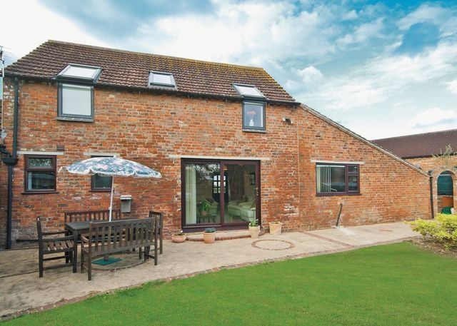 Summer holiday,August 2014.The Saddle House Cottage, Gipsey Bridge, Lincolnshire.