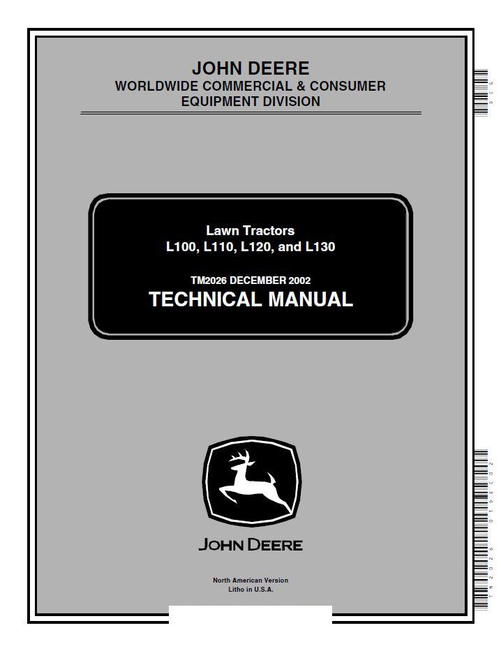 Ed B D Ee E A A E Cf B E Repair Manuals John Deere