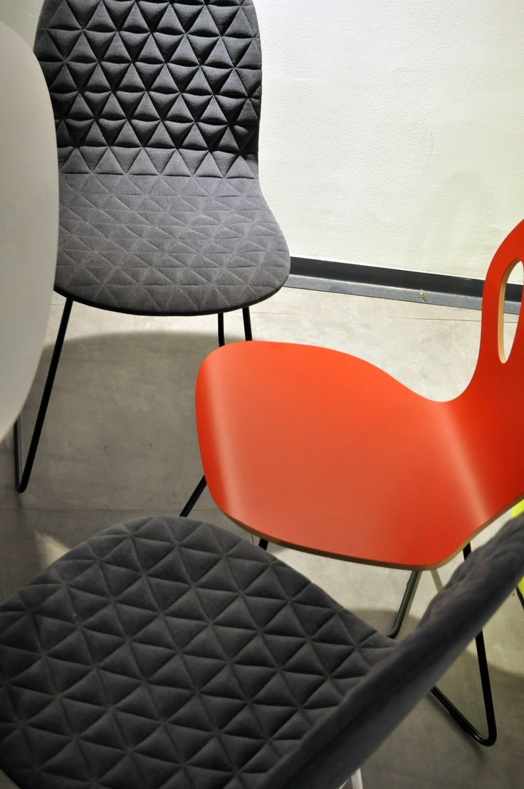 Mannequin and Maple chairs at Lodz Design Festival 2014
