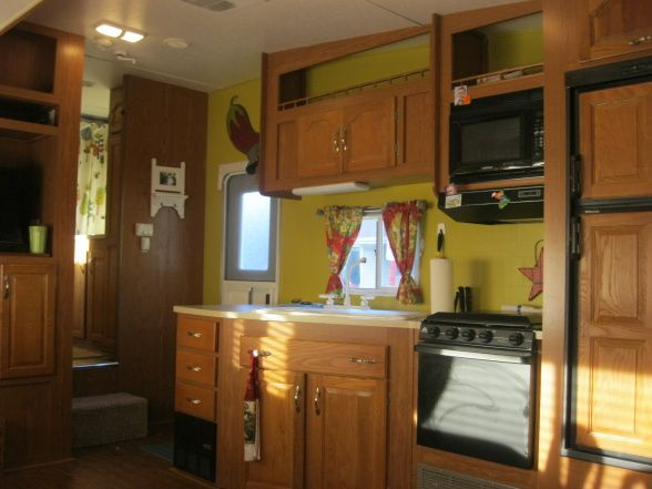 That There S An Rv Remodel Clark Great Way To Keep The