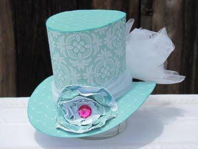 Madder Hatter Tea Party Hat