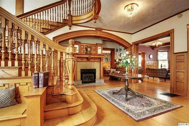 1307 best Historic Home Interiors images on Pinterest   Acre ...