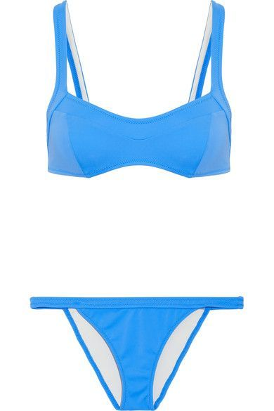Solid and Striped - The Molly Bikini - Blue