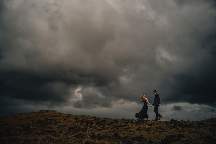 Breathtaking Wedding Photos Will Make You Want To Visit Iceland ASAP