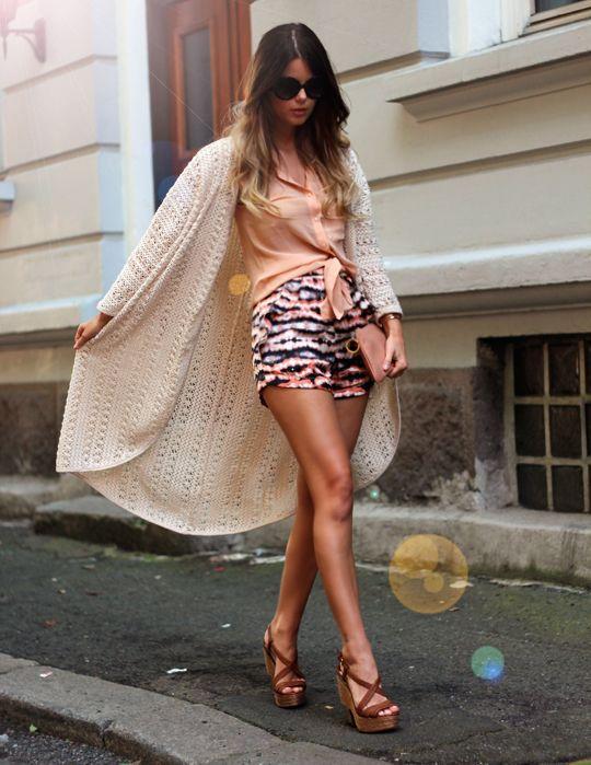 .: Blouses, Miu Shoes, Style, Topshop Shorts, Capes, Clutches, Mulberry Clutch, Second Female, Miu Miu