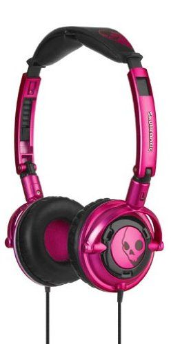 Music Headphones - Pin it :-) Follow us, CLICK IMAGE TWICE for Pricing and Info . SEE A LARGER SELECTION of music headphones at http://azgiftideas.com/product-category/music-headphones/  - gift ideas -  Skullcandy Lowrider Headphones S5LWDZ-134 (Pink/Black) « AZ Gift Ideas