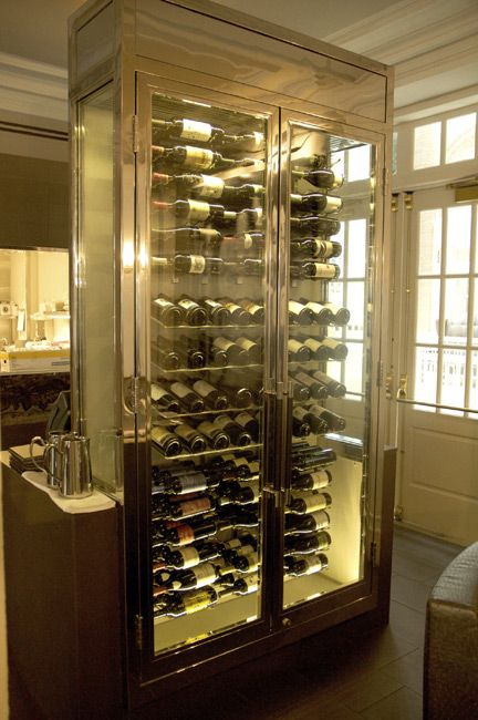 43 best wine cellar images on pinterest wine cellars for Wine cellar lighting ideas