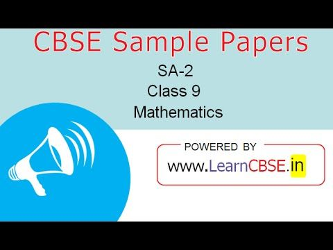 CBSE Sample Papers             StudyChaCha