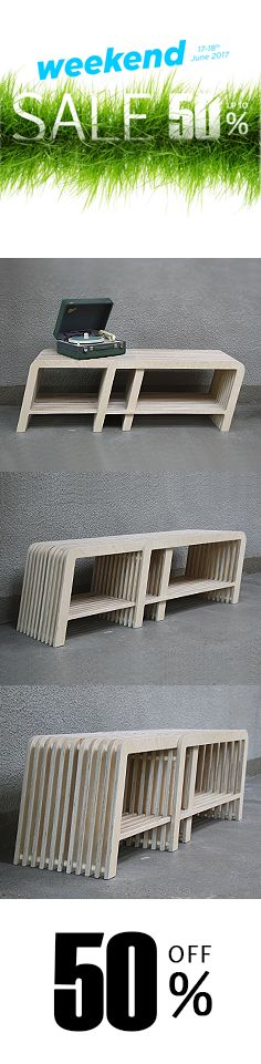 The ONE #lowboard is currently on #sale in our #Berlin showroom. #interiordesign #furniture