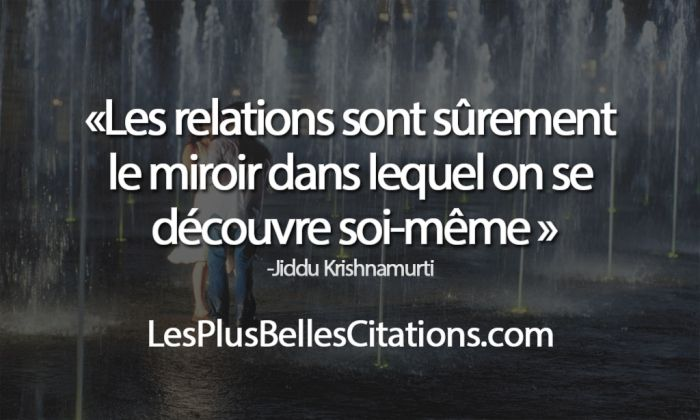 Les Relations - Les Plus Belles Citations-Recovered