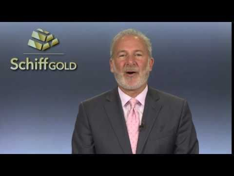 Peter Schiff: Can't Trump This Golden Opportunity (Video) - Peter Schiff's Gold News