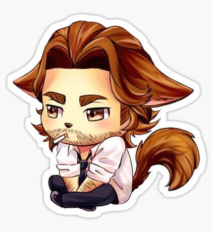 Bigby sticker