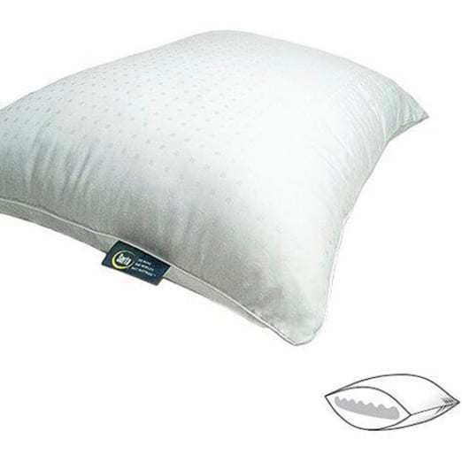 Soft Comfort Bed Polyester King Size Hypoallergenic Set of 2 Flat White Pillow | Home & Garden, Bedding, Bed Pillows | eBay!