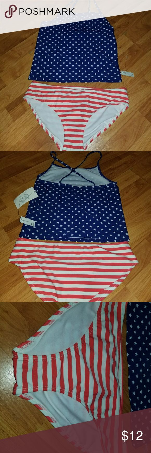 *3 for $15* Old Navy Tankini Brand new with tags. Bundle and save with other 3 for $15 items. Old Navy Swim