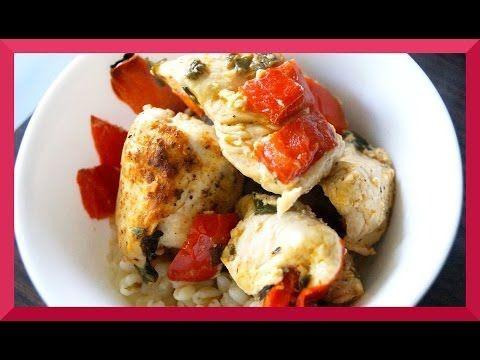 Putengeschnetzeltes mit Paprika Rezept in der Tefal Actifry Fritteuse - YouTube