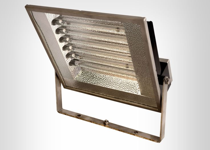 Low Glare LED Luminaire for Hazardous Areas, a New Approach