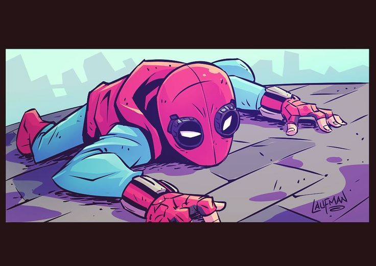 Watched Spider-Man Homecoming last night. Loved it!
