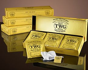 Go to the ION Mall Singapore Breakfast Tea - TWG
