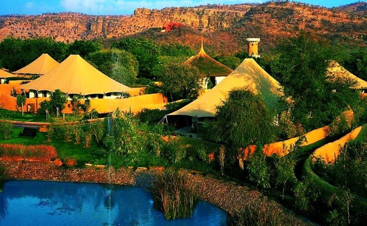 Top 10 Best Luxury Resorts Near Delhi - http://goo.gl/egcEIP #Travel #Offer #LuxuryResorts #Tourpackages