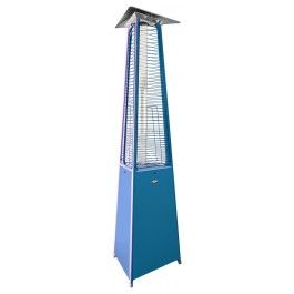Falo EVO Blue Gas Patio Heater By CVO Fire