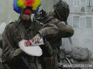 Clown Memes. Best Collection of Funny Clown Pictures