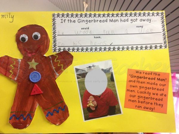 Fantastic Gingerbread fairytale activities to do with your students