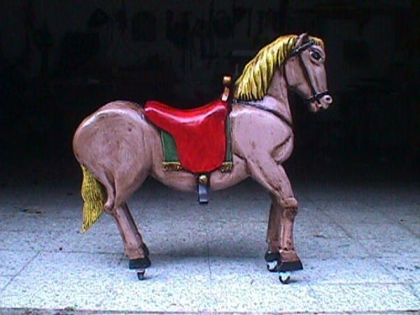 El primer caballo