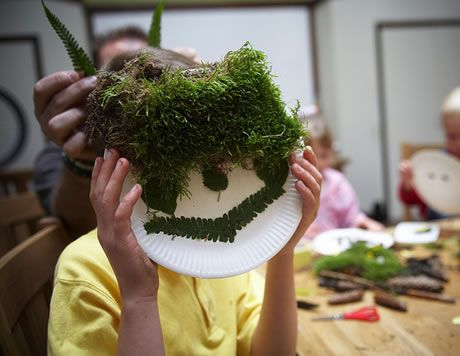 Getting crafty with the Forest Ranger!