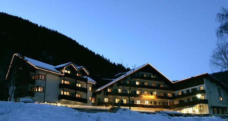 Hotel Scesaplana in Brand, Vorarlberg, Österreich