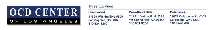 OCD Center Los Angeles California