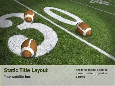 27 best football images on Pinterest Football poses, Soccer - football powerpoint template