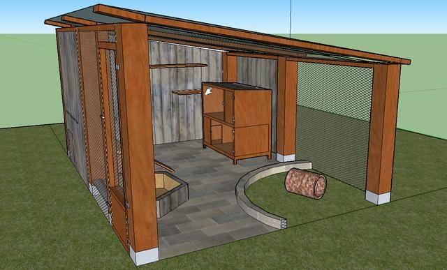 hasenstall selber bauen winterfest anleitung balkonhaltung z chtergr sse aus dem. Black Bedroom Furniture Sets. Home Design Ideas