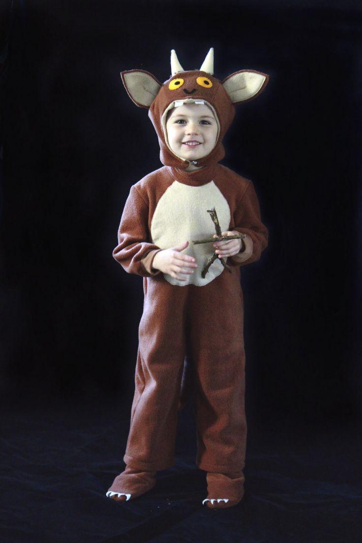 Gruffalos Child Costume Griffins Gruffalo Party