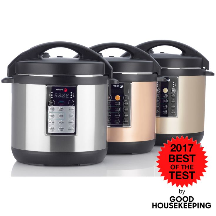 LUX™ Electric Multi-Cooker   FAGOR Store