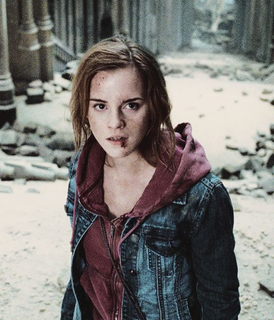 #HarryPotter_TheDeathlyHallows Part 2 (2011) - #HermioneGranger