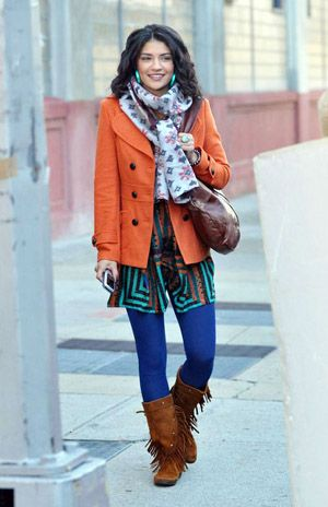 vanessa abrams style - Google Search