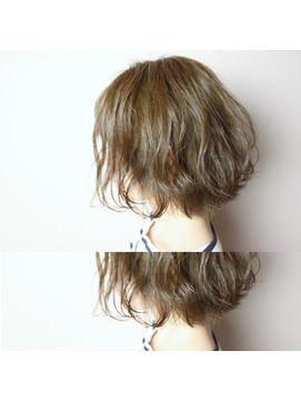 サイドが決め手のショートボブ【ユートピア渡邉】 - 24時間いつでもWEB予約OK!ヘアスタイル10万点以上掲載!お気に入りの髪型、人気のヘアスタイルを探すならKirei Style[キレイスタイル]で。