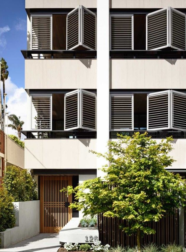 126 Walsh Street by Carr Design Group, MAA Architects and Neometro