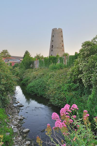 Seatown Windmill in Dundalk; Ireland by Arpad Lukacs Photography, via Flickr