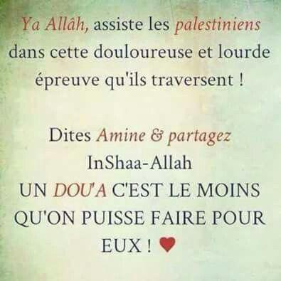 Dites amine ! ☺☺