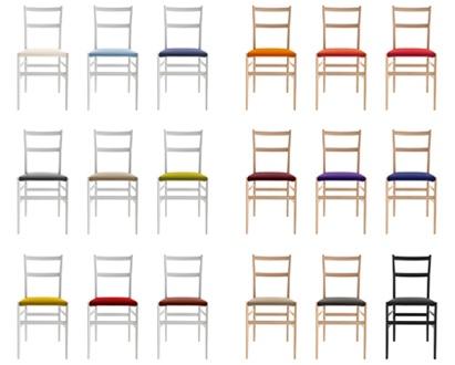 Gio Ponti – La sedia | O.L.T.R.E by oltre stardoll