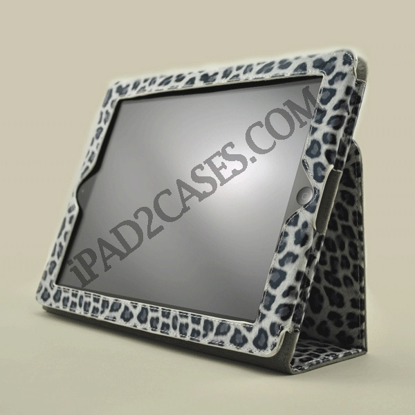 The LeopardCase in white, also known as the SnowLeopard