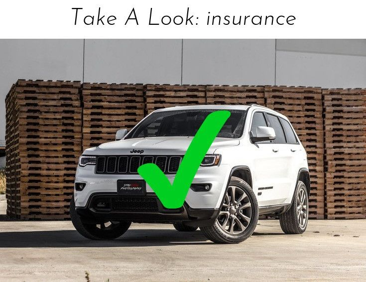How Much Is Car Insurance For A Jeep Cherokee