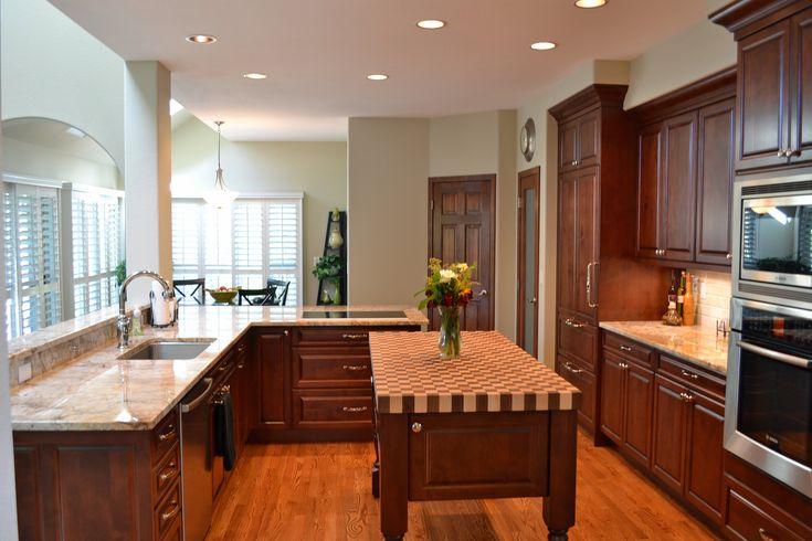 Butcher Block Kitchen Countertops Ideas Furniture