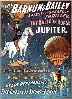 circus posters?