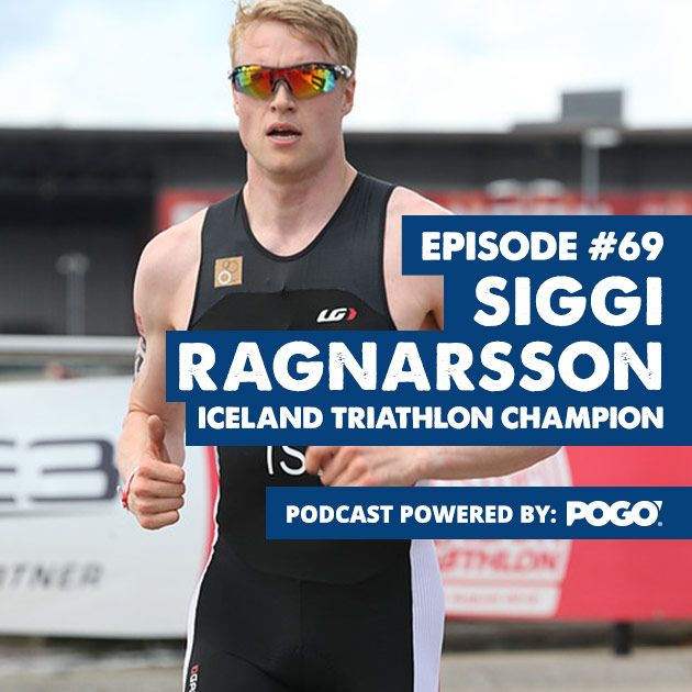 The Physical Performance Show: Siggi Ragnarsson – Iceland Triathlon Champion