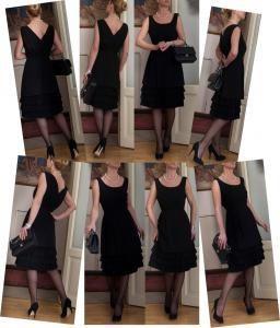 Как можно удлинить платье
