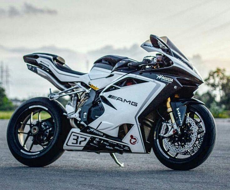 Mv Agusta. Nobody makes a more beautiful sportbike than MV Agusta.