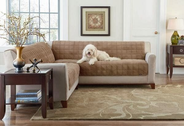 We Now Have A Solution For Pet Owners With Sectional Sofas!